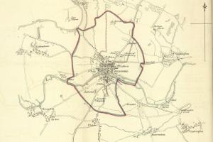 Bedford from the 1832 Boundary Commission Report