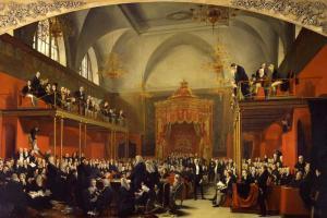 The 'Trial' of Queen Caroline, 1820